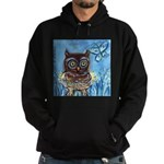 owls Hoodie (dark)