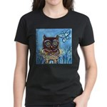 owls Women's Dark T-Shirt