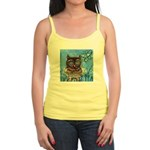 owls Jr. Spaghetti Tank