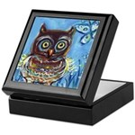 owls Keepsake Box