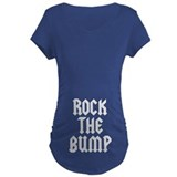 Rock the bump maternity T-Shirt