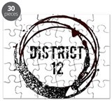 District 12 Hunger Games Gear Puzzle