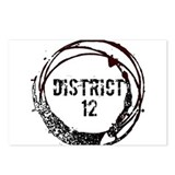 District 12 Hunger Games Gear Postcards (Package o