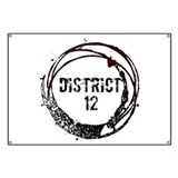 District 12 Hunger Games Gear Banner