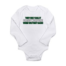 They Only Call it Class Warfa Long Sleeve Infant B