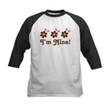 9th Birthday Flowers Tee