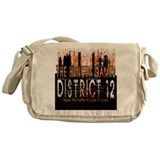 District 12 Mining Hunger Games Gear Messenger Bag