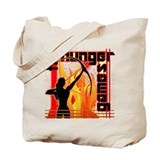 Hunger games Bags & Totes