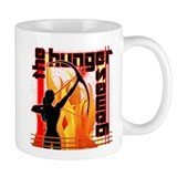 Katniss on Fire Hunger Games Gear Mug