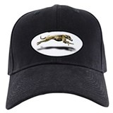 Greyhound Illustration Baseball Cap