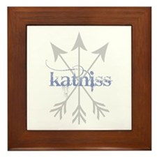 Hunger Games Gear Katniss Framed Tile