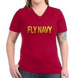 Cute Fly navy Shirt
