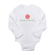 Cute Soon to be big brother Long Sleeve Infant Bodysuit