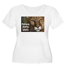 Betty White Cougars T-Shirt