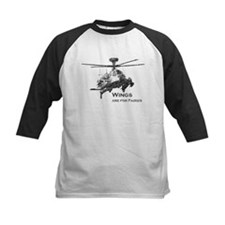 Wings are for Faries AH-64D Tee