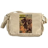 King Solomon's Mines Messenger Bag