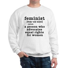 Feminist Definition Sweatshirt
