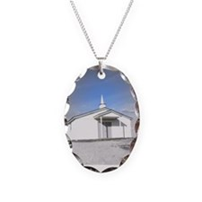 Church on Million Dollar Mountain Necklace