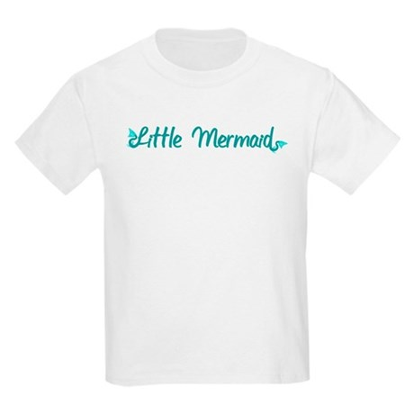 Little Mermaid Kids T-Shirt