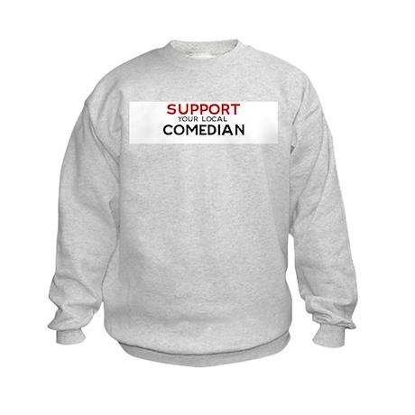 Support: COMEDIAN Kids Sweatshirt
