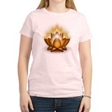 "Orange ""Sacral"" Chakra Lotus T-Shirt"
