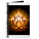 Orange &quot;Sacral&quot; Chakra Lotus Journal