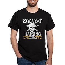 23 Years of Raising Hell T-Shirt