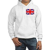 UK Flag Jumper Hoody