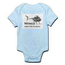 Cute Helicopter Infant Bodysuit