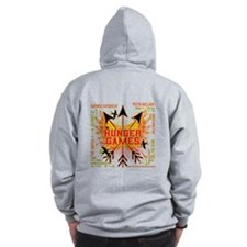 Hunger Games Gear Collective Zip Hoodie