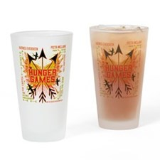 Hunger Games Gear Collective Drinking Glass
