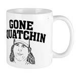 Gone Squatchin Coffee Mug
