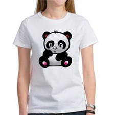 Unique Panda bear Tee