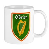 O'Brien Family Crest Mug
