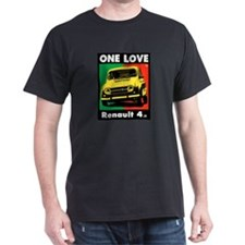 Renault 4 Love T-Shirt