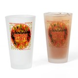 Hunger Games Highlights Drinking Glass
