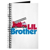 Fire Engine Little Brother Journal
