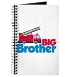Fire Engine Big Brother Journal