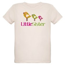Tweet Birds Little Sister T-Shirt