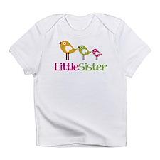 Tweet Birds Little Sister Infant T-Shirt