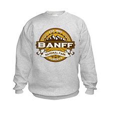 Banff Natl Park Goldenrod Sweatshirt