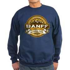 Banff Natl Park Goldenrod Jumper Sweater