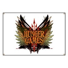 Flight of Arrows The Hunger Games Banner