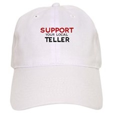 Support: TELLER Baseball Cap