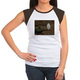 Snowy Owl Perched Tee