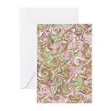 Lilac and Taupe MP Greeting Cards (Pk of 20)