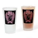 Bell Bitch Drinking Glass