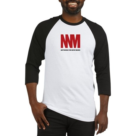 Network for New Music Baseball Jersey