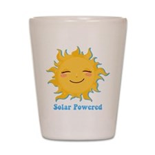 Solar Powered Shot Glass