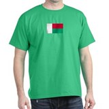 Madagascar Black T-Shirt